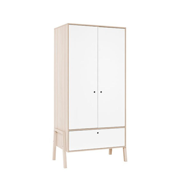 Little Guy Comfort Spot 2-Door Wardrobe - Give Wink
