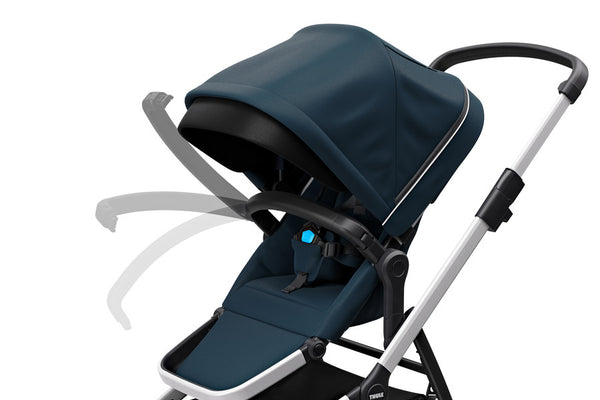 Thule Sleek Stroller. Strollers. Miami Give Wink Baby Store. pc11