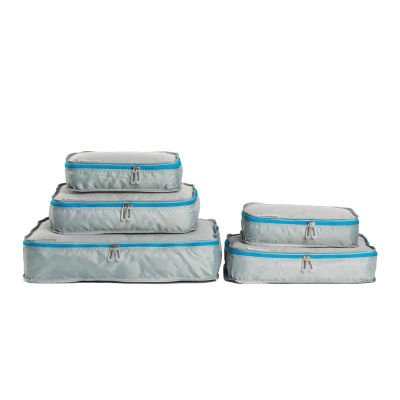 Packing Cubes S/5 - Blue - Give Wink