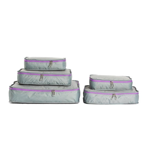 Packing Cubes S/5 - Purple