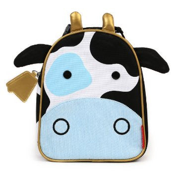 Zoo Lunchies - Cow - Skip Hop - Miami Baby Store