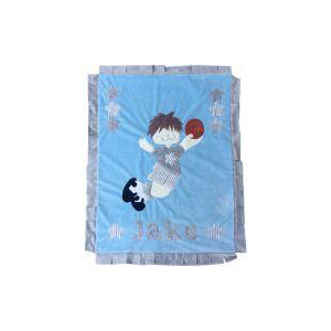 Custom Blanket Hot Shot - Give Wink