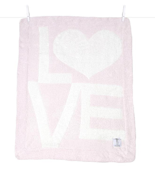 Dolce LOVE Blanket - Little Giraffe - Miami Baby Store - Pink