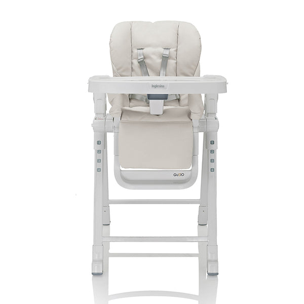 Gusto HighChair - Inglesina - Gear Miami Baby Store - Cream