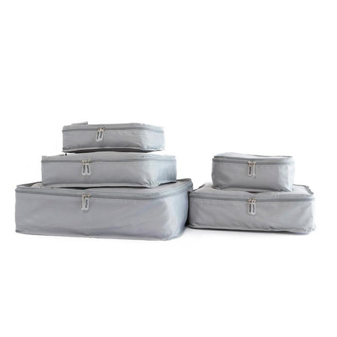 Packing Cubes S/5 - Grey