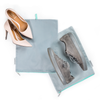 Shoe Bags (set of 2) Grey - Give Wink
