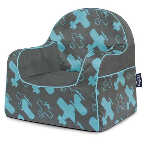 Planes Little Reader Chair - Give Wink