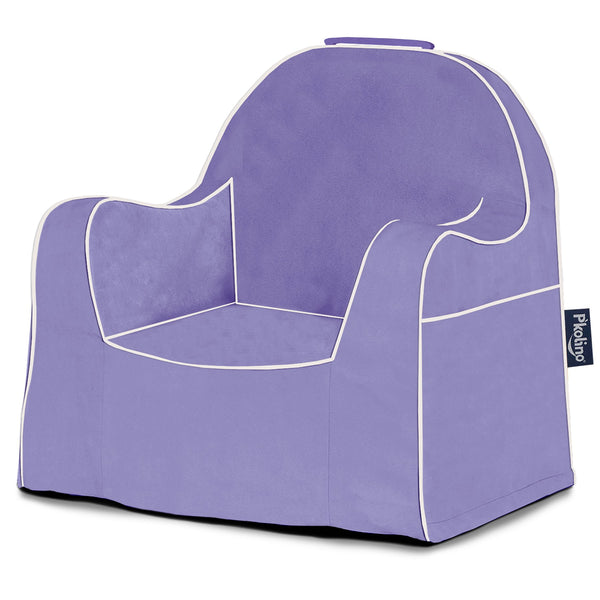 Purple Little Reader Chair - Give Wink