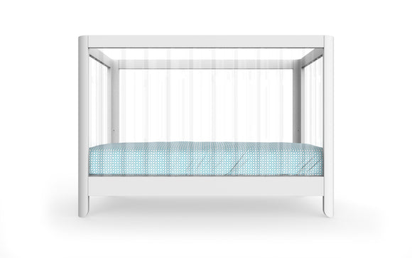 Spot on Square Reverie Crib - Give Wink