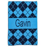 Acrylic Personalized Blanket - Give Wink