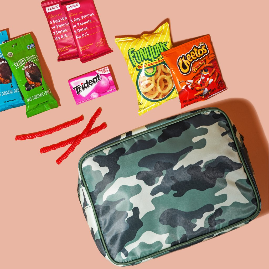 Camo Large Pouch - Give Wink