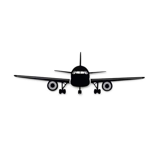 Airplane II Wall Art - Give Wink