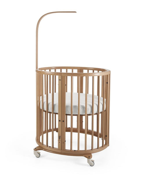 Stokke Sleepi Mini Crib. Give Wink Miami Baby Store. Baby Furniture. Natural