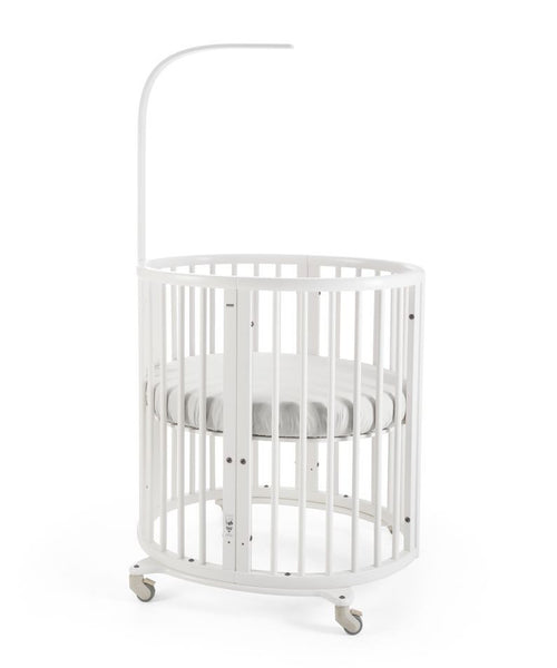 Stokke Sleepi Mini - Give Wink Miami Baby Store white
