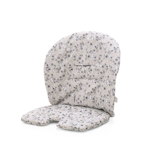 Stokke Steps Baby Set Cushion. Baby High Chair Miami Baby Store. Garden Bunny