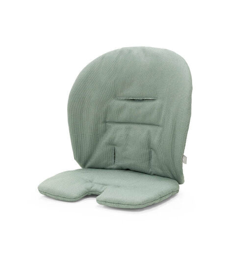 Stokke Steps Baby Set Cushion. Baby High Chair Miami Baby Store. Timeless Green