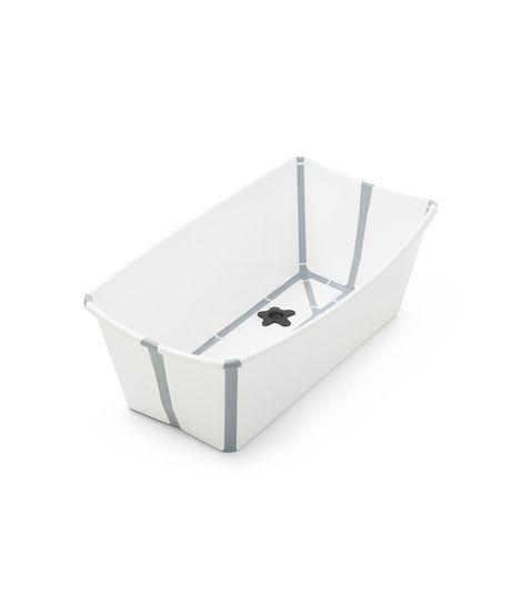 Stokke Flexi Bath - Give Wink Miami Baby Store. white