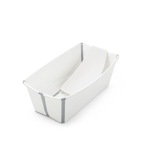Stokke Bundle Flexi Bath - Give Wink Miami Baby Store. white