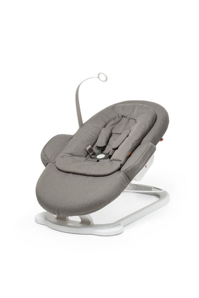 Stokke Steps Bouncer - Give Wink Miami Baby Store. Greige
