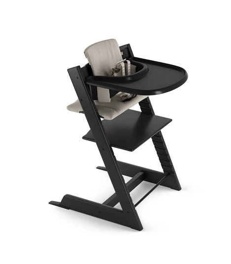 Stokke Tripp Trapp Complete High Chair. Give Wink Miami Baby Store. Black