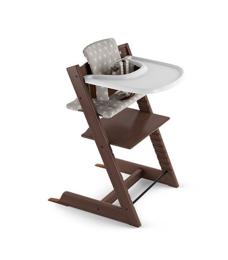 Stokke Tripp Trapp Complete High Chair. Give Wink Miami Baby Store. Walnut