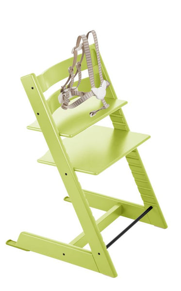 Stokke Tripp Trapp Baby High Chair. Aventura and Miami Baby Store. Green