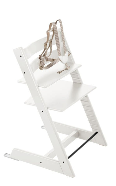 Stokke Tripp Trapp Baby High Chair. Aventura and Miami Baby Store. White