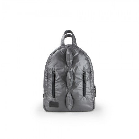 Mini Dino BackPack - 7 AM - Give Wink Miami Baby Store - Graphite