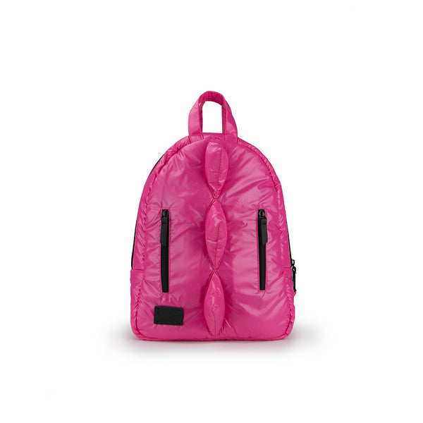 Mini Dino BackPack - 7 AM - Give Wink Miami Baby Store - Hot Pink