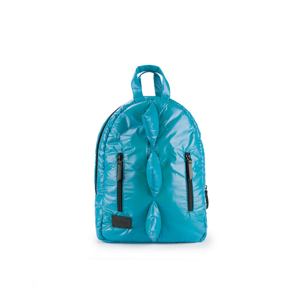 Mini Dino BackPack - 7 AM - Give Wink Miami Baby Store - Tuquoise