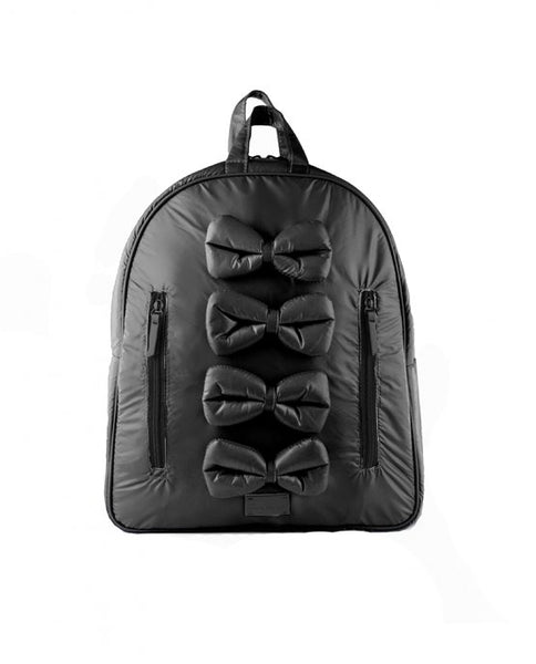 Medium Bows Backpack - Give Wink