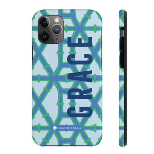 Bamboo iPhone Tough Case 11 Pro - Give Wink