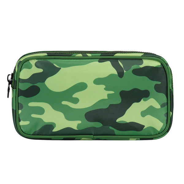 Camo Small Pouch - Give Wink
