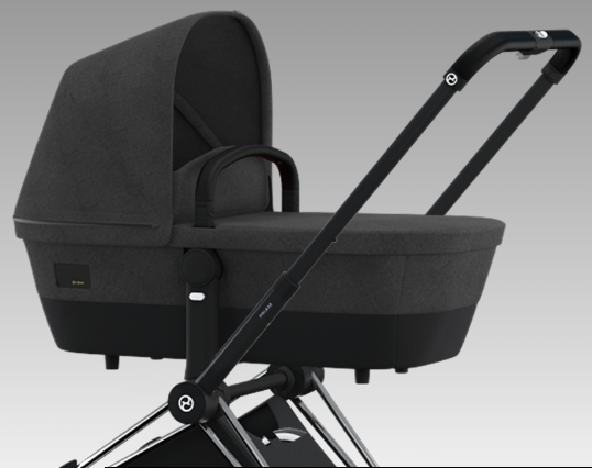 Cybex Priam Carry Cot - Give Wink Miami Baby Store - pc5