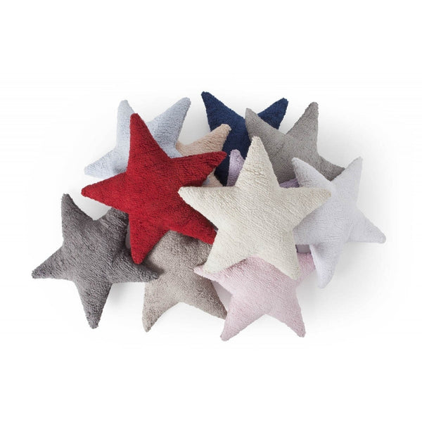 Plush Star Pillow Beige - Lorena Canals - Miami Baby Store - pc3
