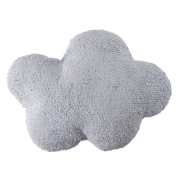 Plush Cloud Pillow Blue. Lorena Canals. Miami and Aventura Baby Store - pc1