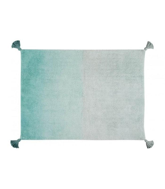 Ombré Washable Rug - Give Wink