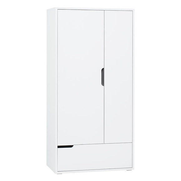 Little Guy Comfort Milk 2-Door Wardrobe - Give Wink