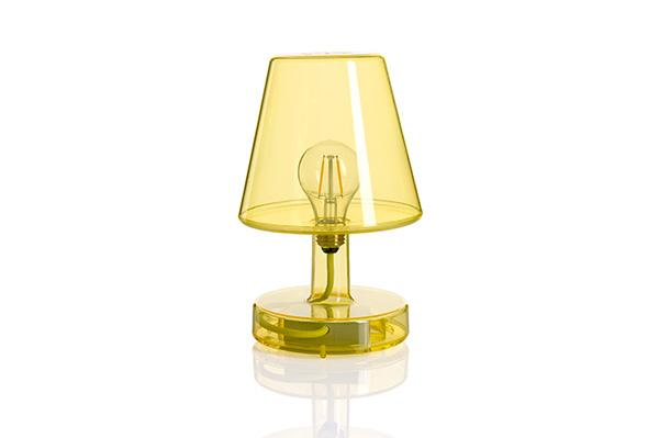 Transloetje - Table Lamp. Fatboy. Give Wink Miami Baby Store. Yellow