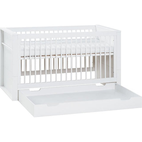 Little Guy Comfort Milk Convertible 3-in-1 Crib/Youth Bed