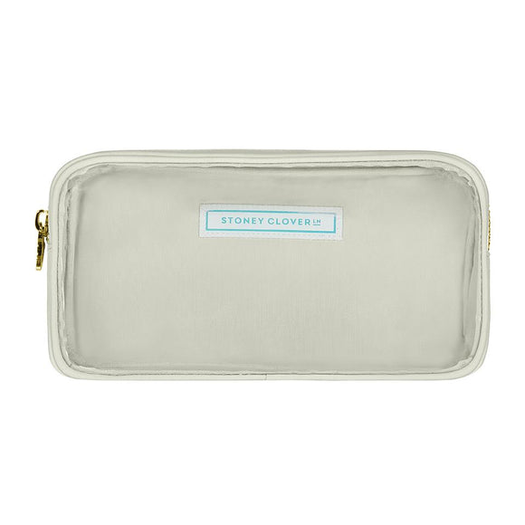 Classic Clear Small Pouch - Storm - Give Wink