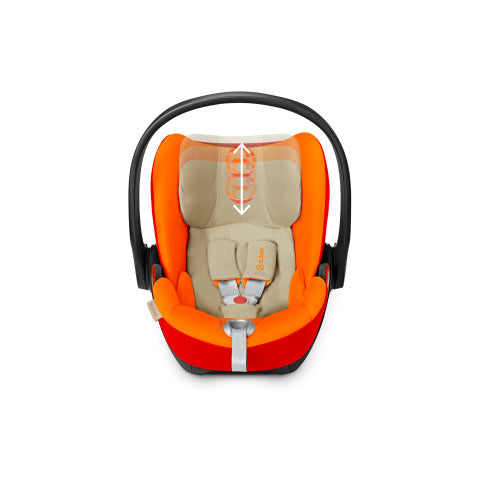 Cybex Cloud Q Infant Car Seat. Miami Baby Store. pc12