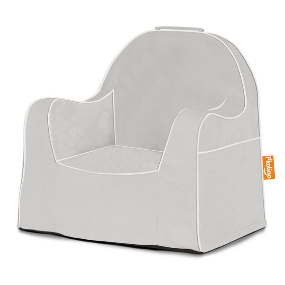 Grey Little Reader Chair - Give Wink