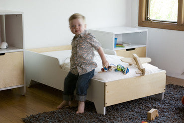 Spot on Square Hiya Toddler Bed - Give Wink