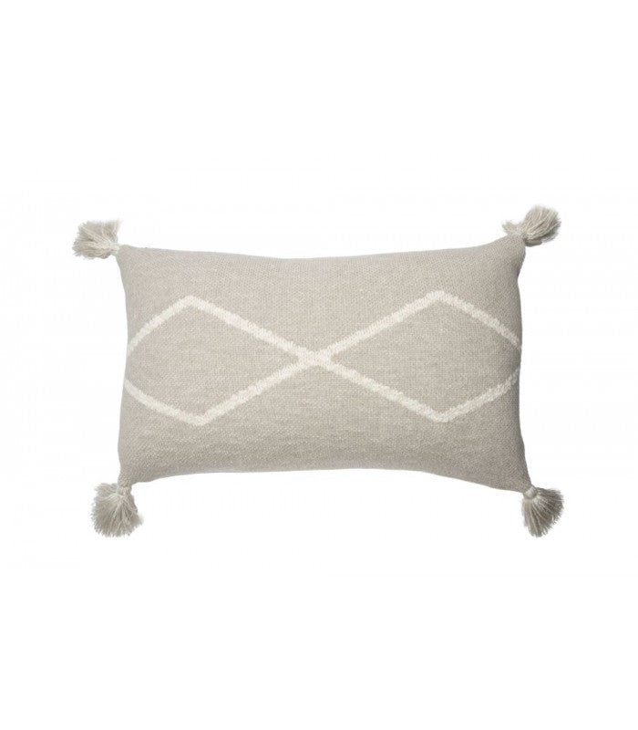 Knitted Cushion Oasis - Give Wink