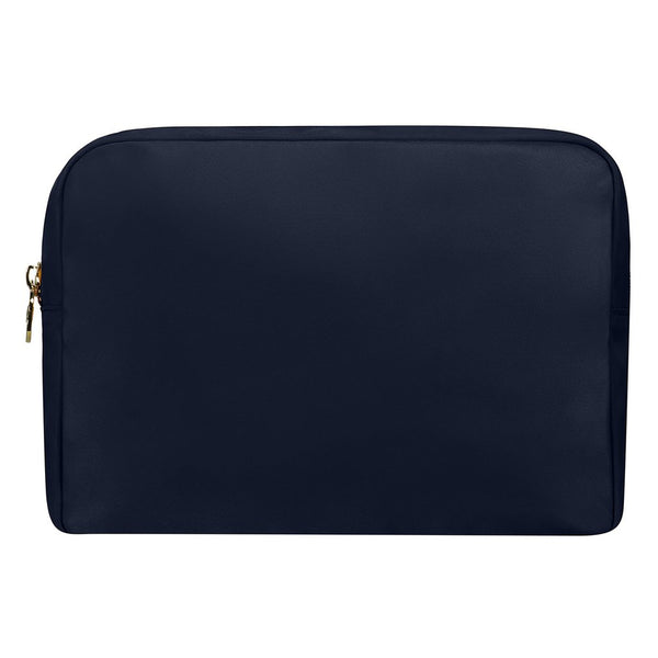 Classic Large Pouch - Navy - Give Wink