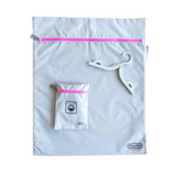 Travel Laundry Bag - Pink - Give Wink