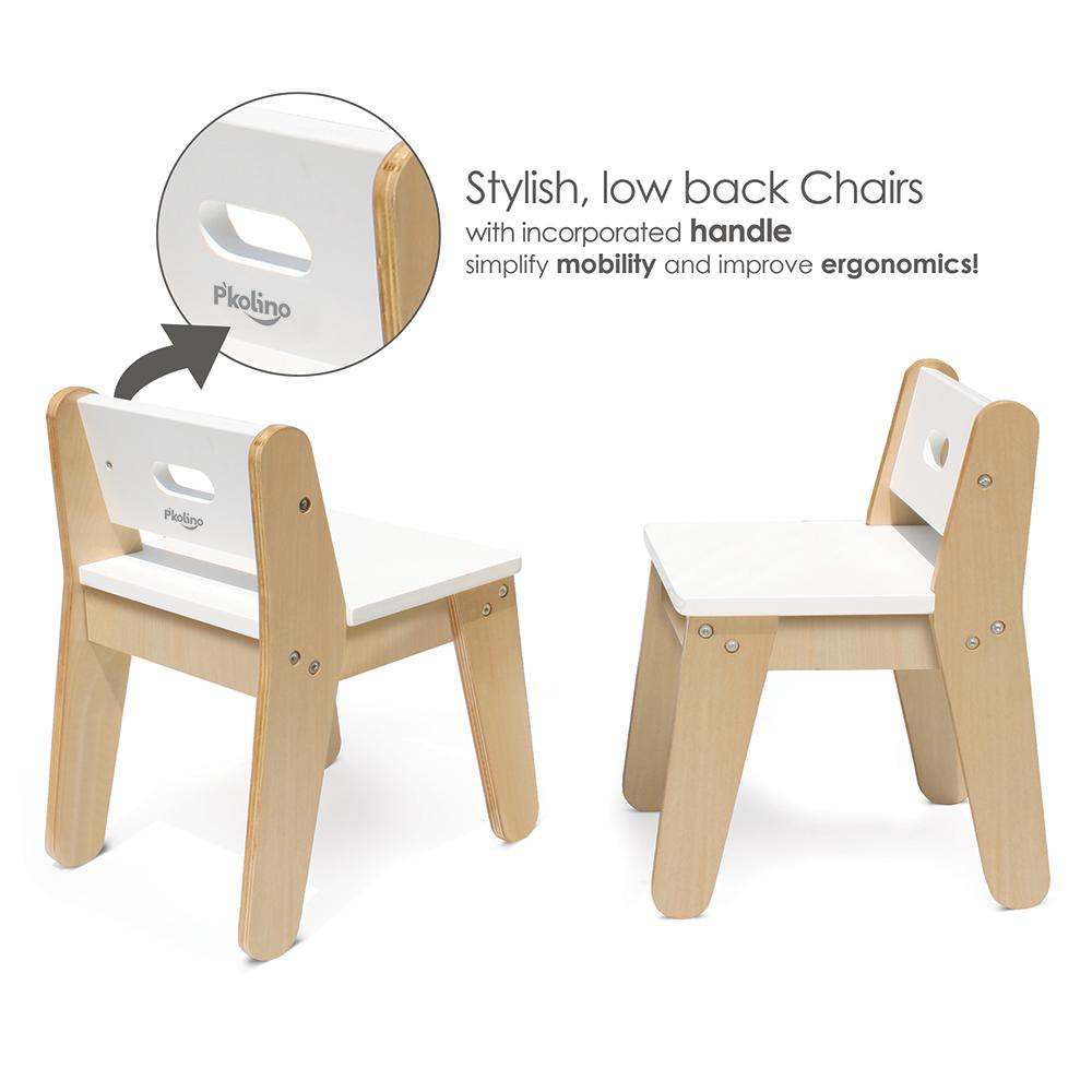 Little Modern Table and Chairs - Give Wink