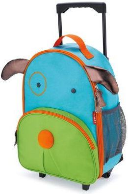 Zoo Luggage - Skip Hop - Give Wink Miami Baby Store - Dog