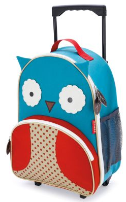 Zoo Luggage - Skip Hop - Give Wink Miami Baby Store - Owl